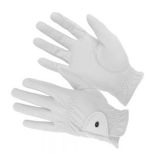 pro grip glove white